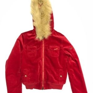 Hollister Exclusive Polar Wear Hooded Jacket